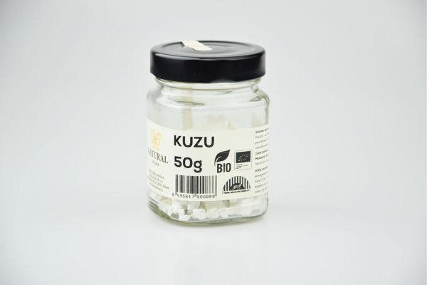 Obrázek Kuzu škrob 50 g NATURAL
