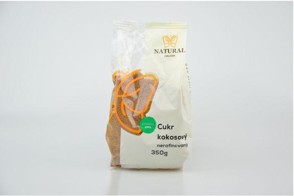 Obrázek Kokosový cukr 350 g NATURAL