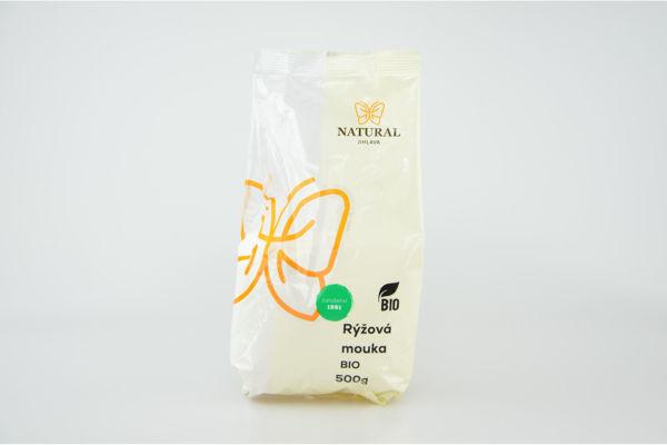 Obrázek Rýžová mouka 500g NATURAL