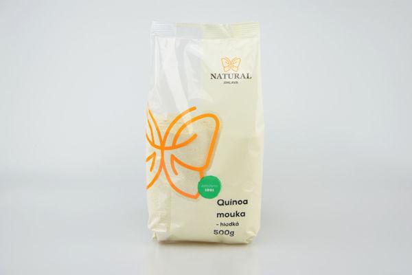 Obrázek Quinoa mouka - hladká 500 g NATURAL