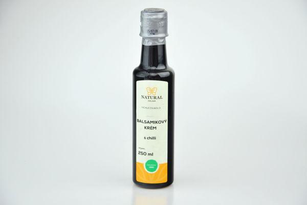 Obrázek Balsamikový krém s chilli 250 ml NATURAL