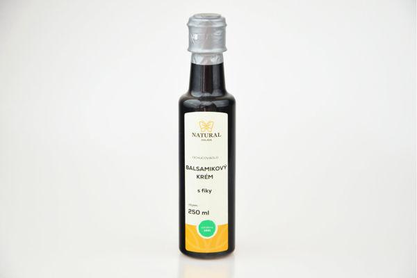 Obrázek Balsamikový krém s fíky 250 ml NATURAL