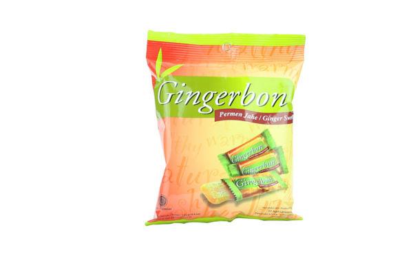 Obrázek Zázvorové bonbóny 125 g GINGERBON