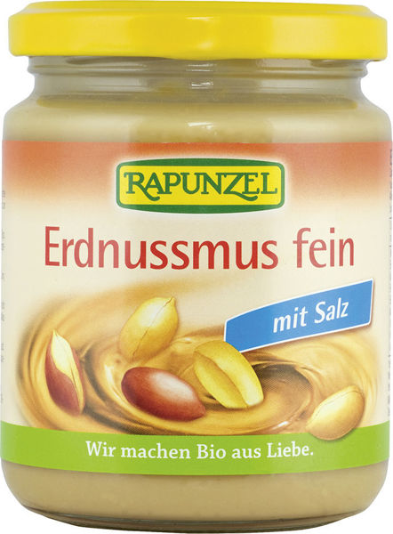 Obrázek Arašídová pasta se solí 250 g RAPUNZEL