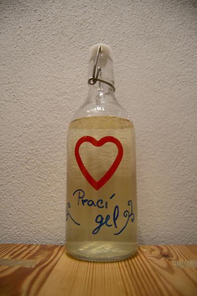 Obrázek Prací gel s levandulovou silicí 100 g BEZOBAL TIERRA VERDE