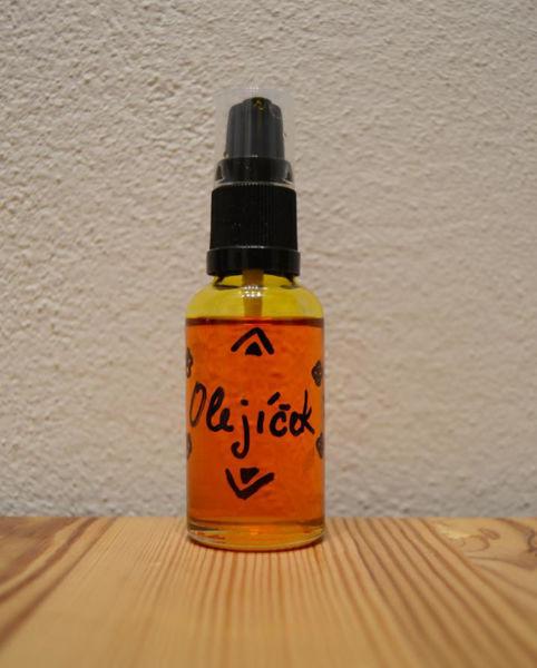 Obrázek Mandlový olej 50 g BEZOBAL EONÉ