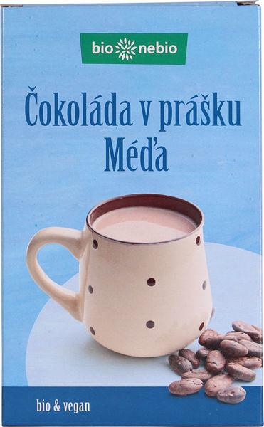 Obrázek Kakaový nápoj v prášku Méďa 150 g BIONEBIO