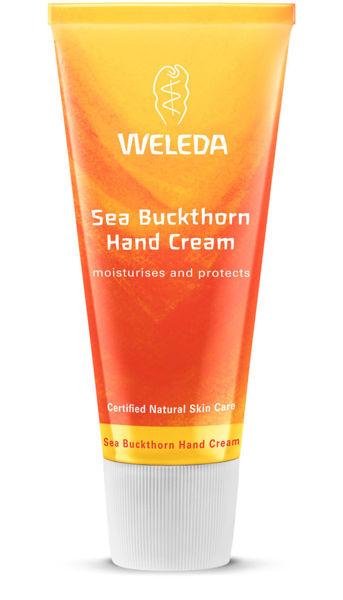 Obrázek Rakytníkový krém na ruce 50 ml WELEDA