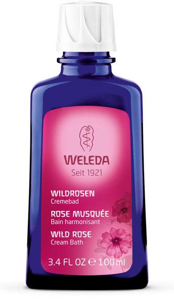 Obrázek Růžová koupel harmonizující 100 ml WELEDA