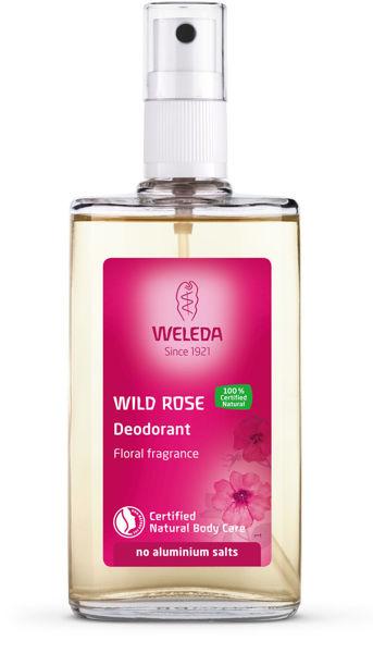 Obrázek Růžový deodorant 100 ml WELEDA
