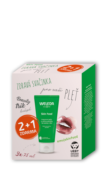 Obrázek Skin Food Multipack 2+1 Weleda