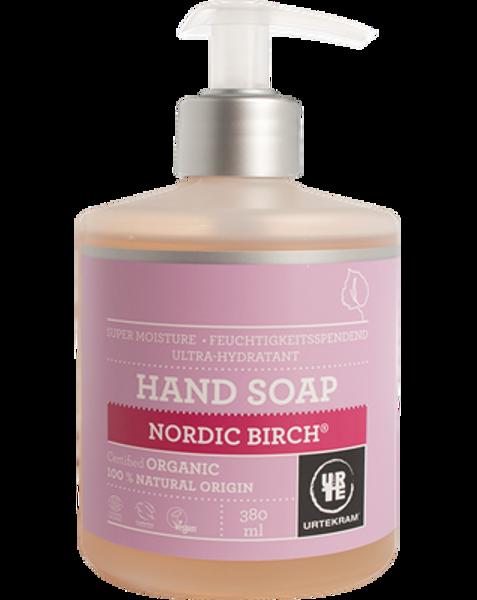 Obrázek Tekuté mýdlo na ruce Severská bříza zvlhčující 380 ml BIO URTEKRAM