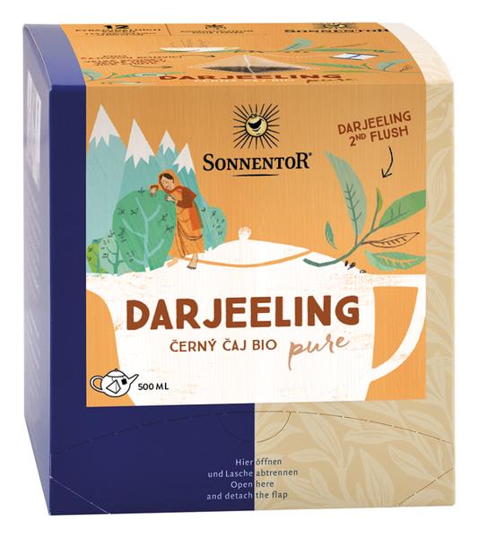 Obrázek Darjeeling - černý čaj 12 x 2,5 g SONNENTOR