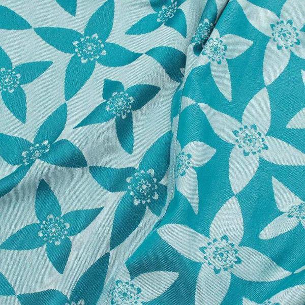 Obrázek Šátek Fidella Blossom Ocean Blue