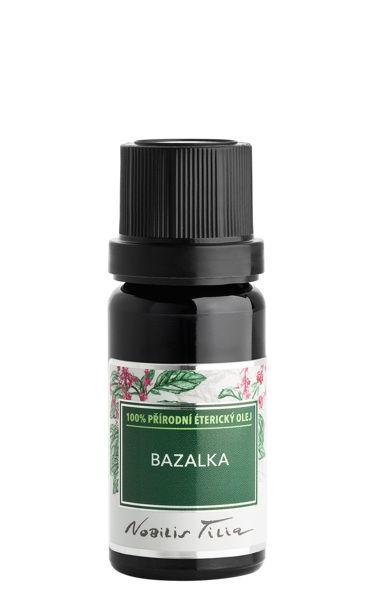 Obrázek Éterický olej BAZALKA Nobilis