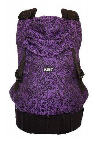 Obrázek Nosítko Flora violet KiBi