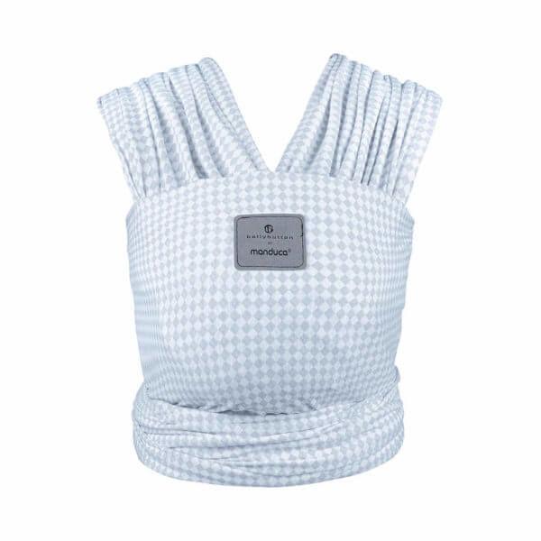 Obrázek Šátek Sling BellyButton Softcheck Blue Manduca
