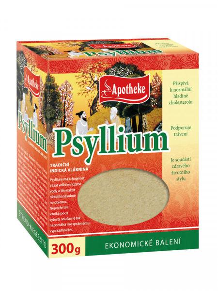 Obrázek Psyllium krabička 300 g APOTHEKE