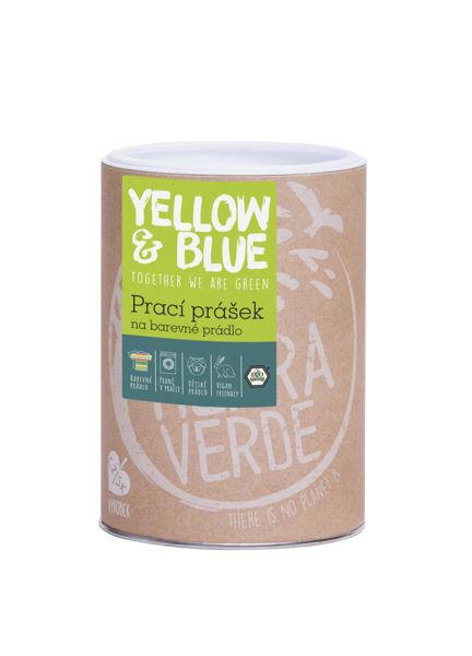 Obrázek Prací prášek z mýdlových ořechů na barevné prádlo Tierra Verde