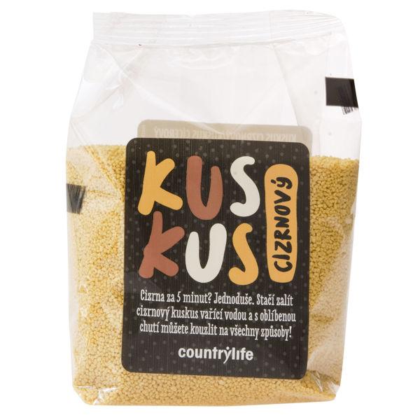 Obrázek Kuskus cizrnový 330 g COUNTRY LIFE