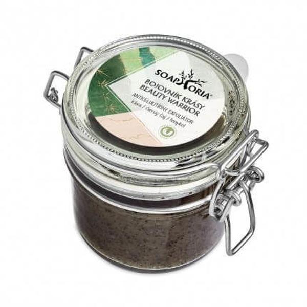Obrázek Přírodní peeling - Bojovník krásy 255 ml SoapHoria