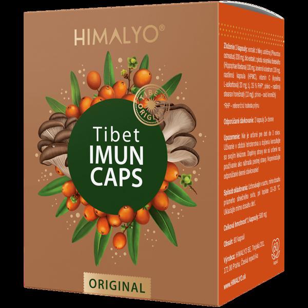 Obrázek Tibet IMUN CAPS 60 ks HIMALYO