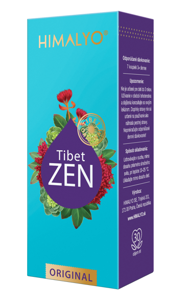 Obrázek Tibet ZEN DROPS 30 ml HIMALYO