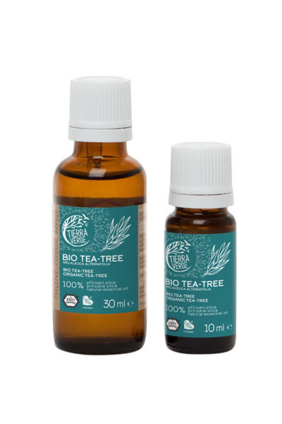 Obrázek Silice BIO Tea-Tree, 10 ml Tierra Verde