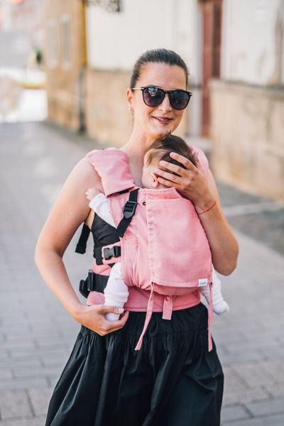 Obrázek Nosítko Be Lenka Mini - Pink BeLenka