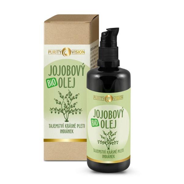 Obrázek Bio Jojobový olej 50 ml PURITY VISION