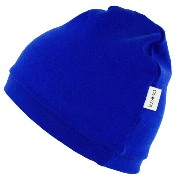 Obrázek Merino čepice 1vrstvá jednobarevná Crawler
