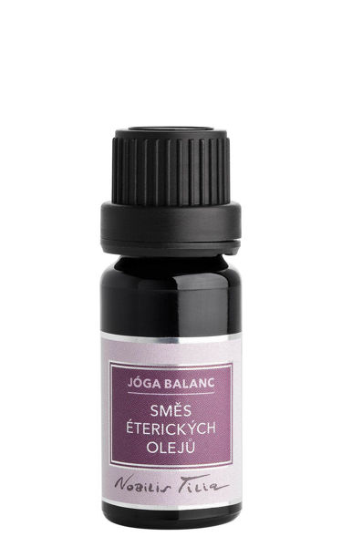 Obrázek Směs éterických olejů Jóga balanc 10 ml Nobilis