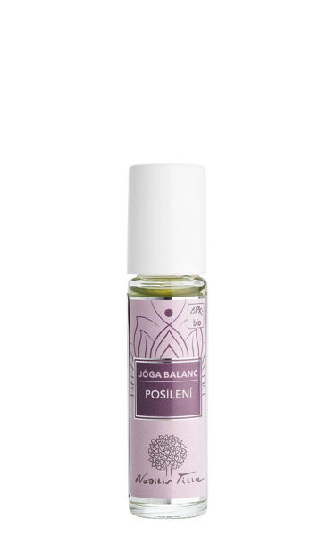 Obrázek Aroma olej Posílení Jóga balanc 10 ml Nobilis
