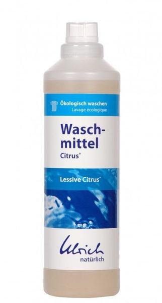 Obrázek Prací gel citrus 1 l Ulrich