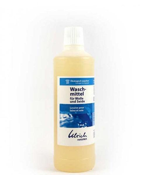 Obrázek Prací gel na vlnu, hedvábí a kůži (s lanolinem) 500 ml Ulrich