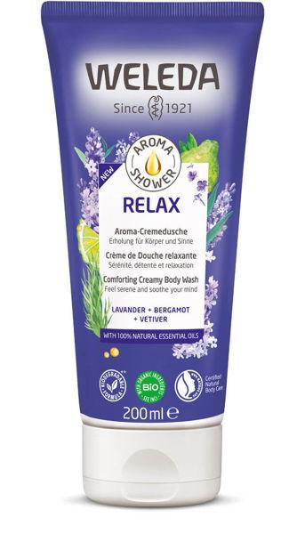 Obrázek Sprchový krém Relax 200 ml WELEDA