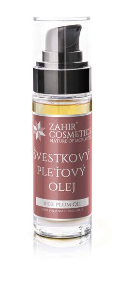 Obrázek Švestkový olej 30 ml Záhir