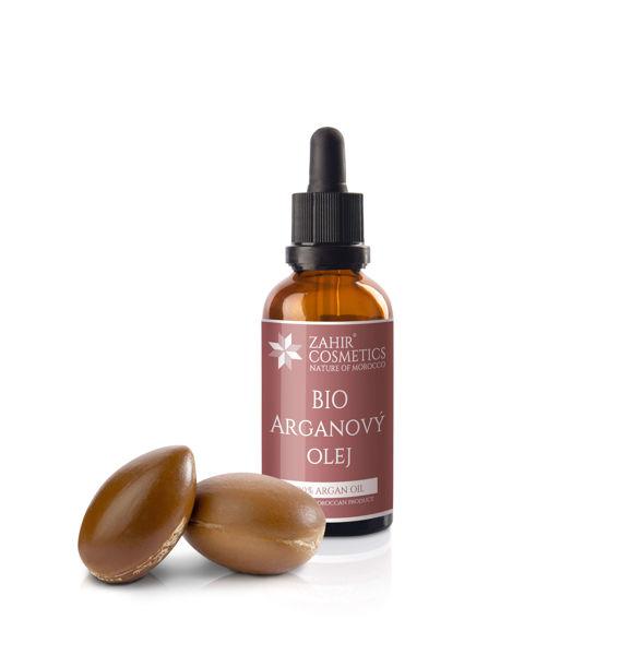 Obrázek Bio Arganový olej s kapátkem 50 ml Záhir