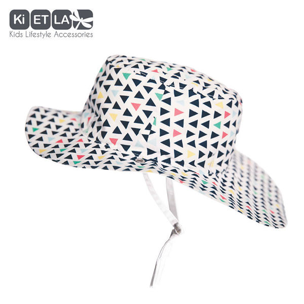 Obrázek Oboustranný klobouček s UV ochranou Kietla