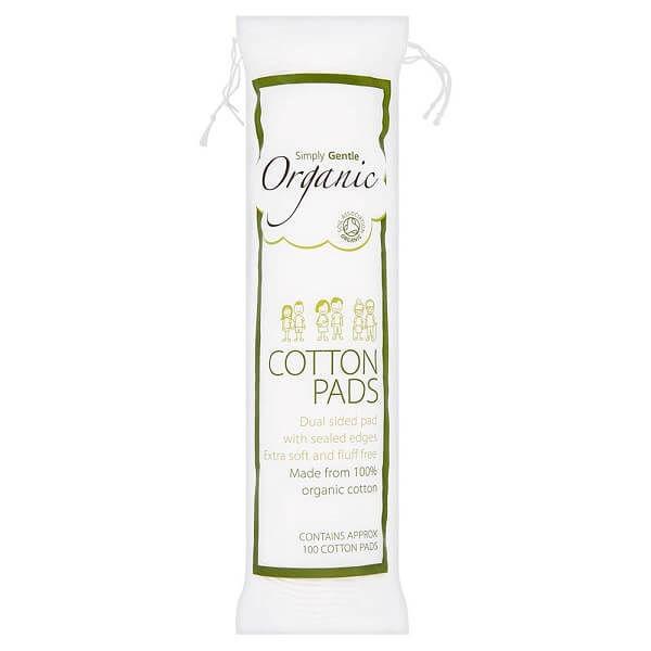 Obrázek Organické vatové polštářky Simply Gentle