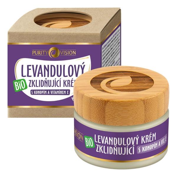 Obrázek Bio Levandulový krém zklidňující 40 ml PURITY VISION