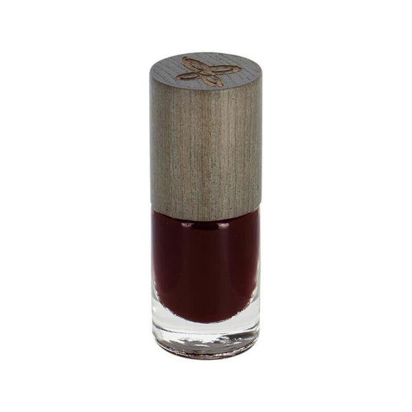 Obrázek Lak na nehty 14 Red Rose - lesklý vínový Boho