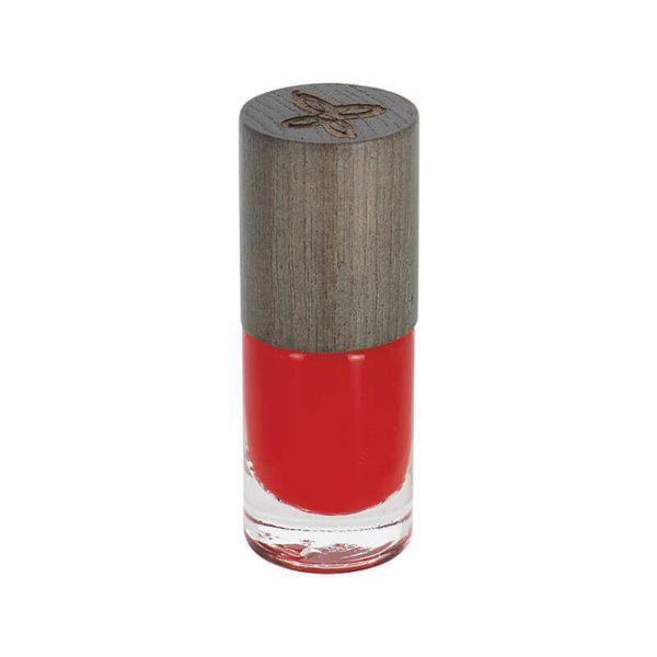 Obrázek Lak na nehty 16 Nomade - leský korálově červený Boho