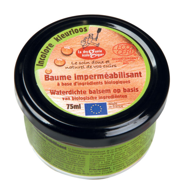 Obrázek Impregnace na boty 75 ml La Droguerie Ecologique