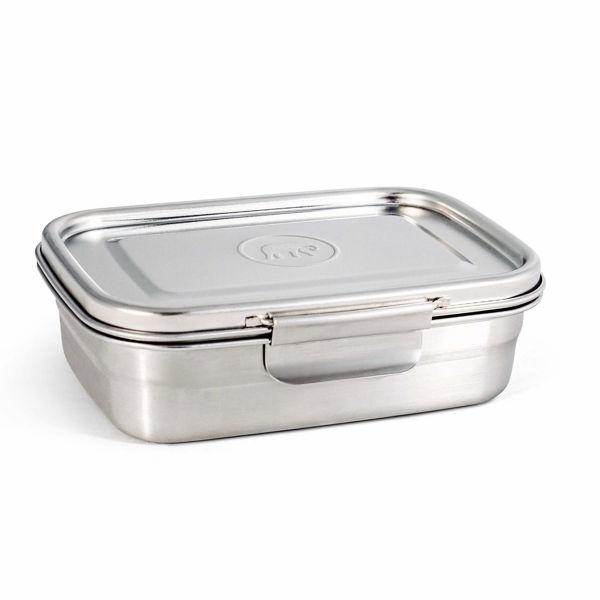 Obrázek Obdélníkový nerezový obědový box 1200 ml Elephant Box