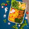 Obrázek Obdélníkový nerezový obědový box 1900 ml Elephant Box