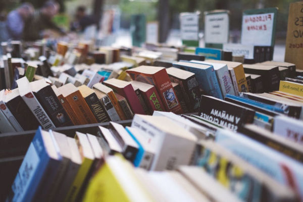 Obrázek Bazar knih 22.11.-26.11.