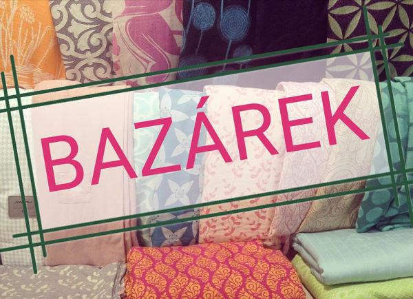 Obrázek Bazar šátků a nosítek