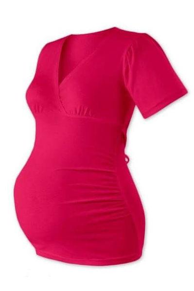 Obrázek Těhotenská tunika s krátkým rukávem L/XL Jožánek