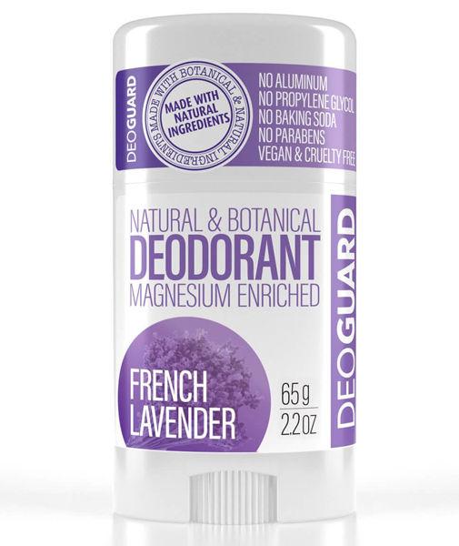 Obrázek Tuhý přírodní deodorant French Lavender 65 g DEOGUARD